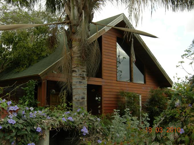 בית מעץ בבארותיים