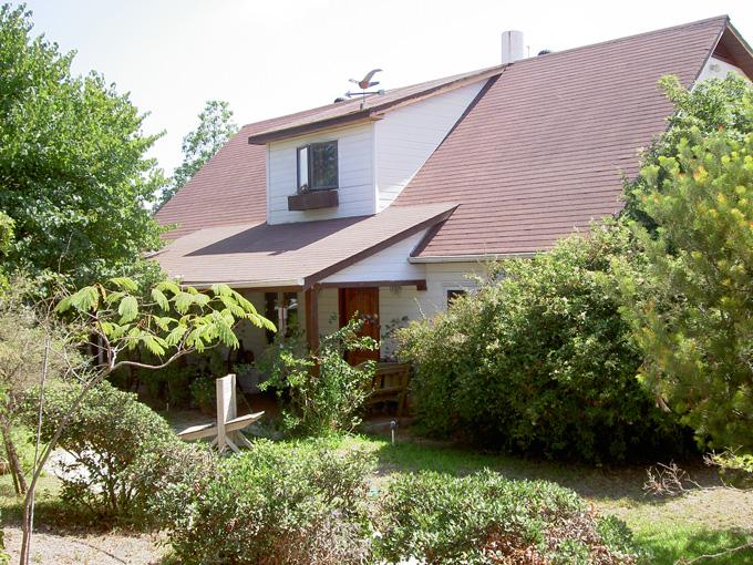 בית מעץ באביחייל