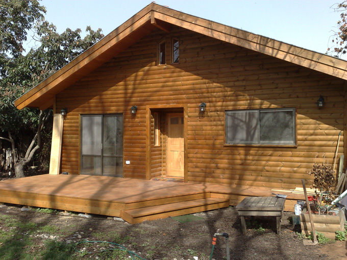בית עץ בשרון
