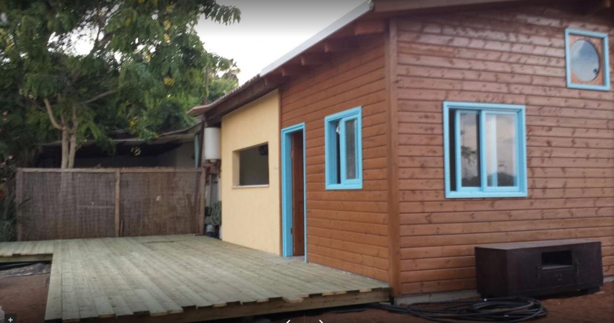 בניית בית בעץ