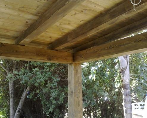פגרולה מעץ