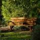 בניית מוצרי עץ לגינה